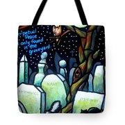 Perpetual Peace Tote Bag