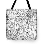 Perplex Tote Bag
