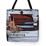 Perry Park Barn Tote Bag