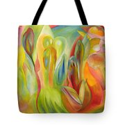 The Liberation Of Persephone Tote Bag
