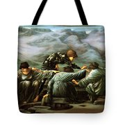 Perseus And The Graiae Tote Bag