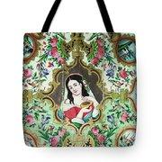 Persian Lady Tote Bag