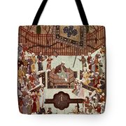 Persian Miniature, 1567 Tote Bag