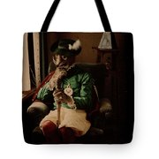 Person Dressed Up As A Fox, Johannes Hendrikus Antonius Maria Lutz, 1907 - 1916 Tote Bag
