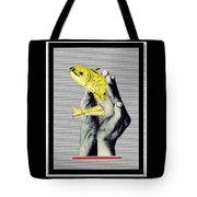 Personal Goldfish Tote Bag