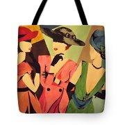 Personality Tote Bag