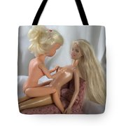 Personally Plastic Tote Bag