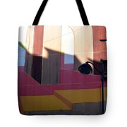 Perspective And Shadow Tote Bag