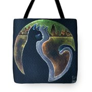 Perspective Harmony Tote Bag