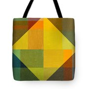 Perspective In Color Collage 2 Tote Bag