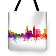 Perth Australia Cityscape 02 Tote Bag