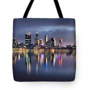 Perth My Beautiful City Tote Bag