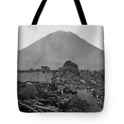 Peru: Earthquake Tote Bag