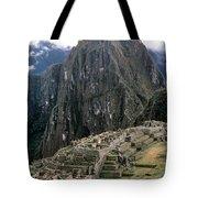 Peru: Machu Picchu Tote Bag