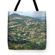 Perugia Countryside Tote Bag