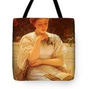 Perugini Charles In The Orangery Tote Bag