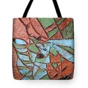 Perusal Tile Tote Bag