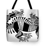 Peruvian Chimera Tote Bag