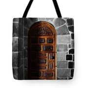 Peruvian Door Decor 13 Tote Bag