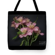 Peruvian Lily Tote Bag