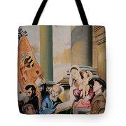 Pesaro Madonna Tote Bag