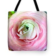 Flower, Petal Labyrinth Tote Bag