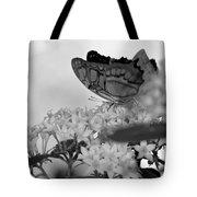 Petal Perch Tote Bag