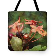 Petals And Berries 8618 Idp_2 Tote Bag