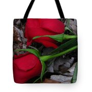 Petals And Leafs Tote Bag