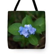 Petals And Thorns Tote Bag