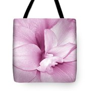 Petals In Pink Tote Bag
