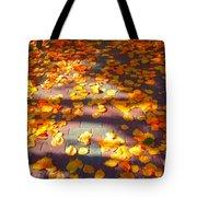 Petals Of Faith Tote Bag