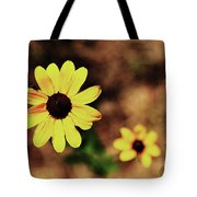 Petals Stretched Tote Bag