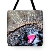 Petalscape Tote Bag