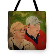 Pete And Perry Dye Tote Bag