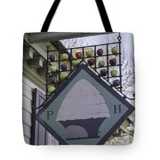 Peter Hay Kitchen Sign Tote Bag