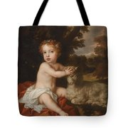 Peter Lely Portrait Of Princess Isabella 1676-1680 Daughter Of King James II And Mary Of Modena Tote Bag