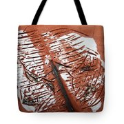 Peter N Katie - Tile Tote Bag