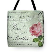 Petit Rose Confection Tote Bag