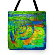 Petit Tourbillon Turn Around Tote Bag