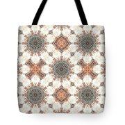 Petrified Folk Tapestry Tote Bag