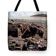 Petrified Wood #2 Tote Bag