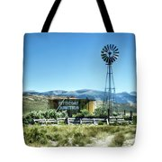 Petticoat Junction Tote Bag
