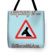 Petting Bigstock Donkey 171252860 Tote Bag