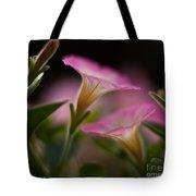 Petunia Joining Tote Bag