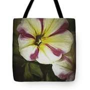 Petunia Sketch Tote Bag