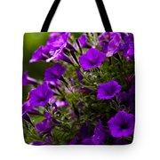 Petunias 1 Tote Bag