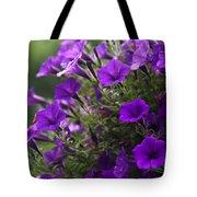 Petunias 2 Tote Bag