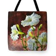 Petunias Delight Tote Bag