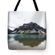 Peyto Lake Alberta Tote Bag by Adnan Bhatti
